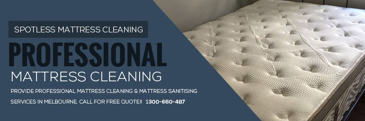 Spotless Mattress Cleaning Melbourne Victoria 3000
