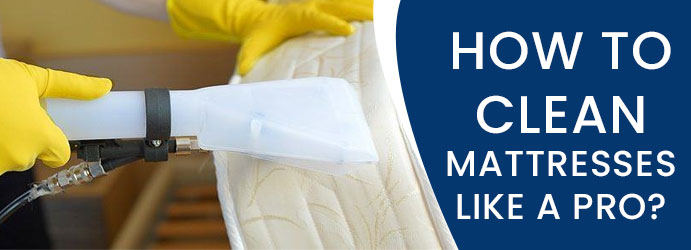 How to Clean Mattresses Melbourne
