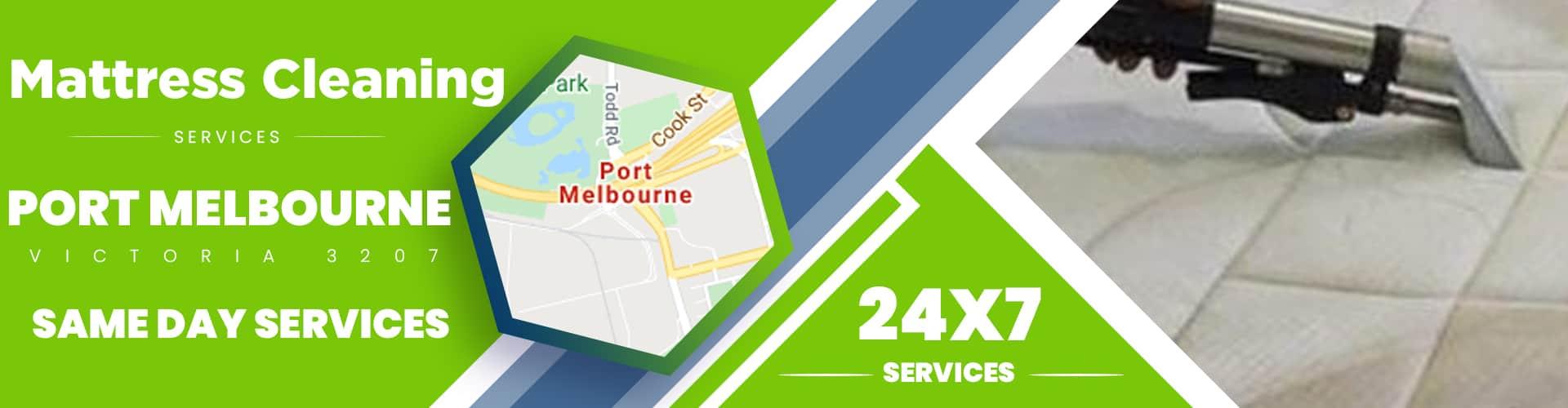 Mattress Cleaning Port Melbourne