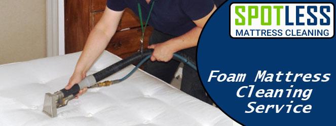 Foam Mattress Cleaning Service
