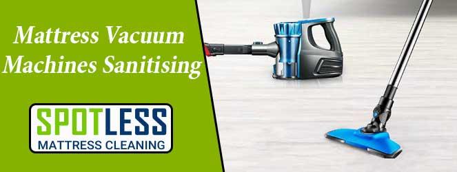 Mattress Vacuum Machine Sanitising Services