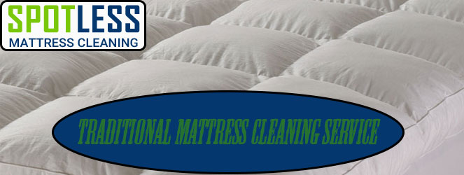 Traditional Mattress Cleaning Service